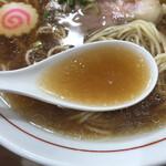 谷島屋 - スープ
