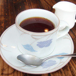 ハンプティーティールーム - ランチセット(1250円)の紅茶