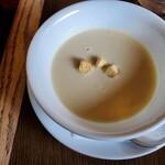 147733955 - ジャガイモのポタージュスープ