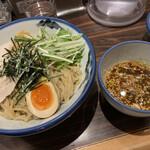 AFURI - 2021/3/8 ディナーで利用。 柚子露つけ麺(1,280円)