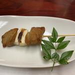 すし処 かね田 - マグロの串焼き