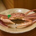 魚菜料理 縄屋 - 間人蟹