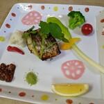 和多留 - 料理写真:鰆のみそ漬け 昼御膳メイン