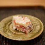 魚菜料理 縄屋 - 蕪寿司