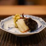 魚菜料理 縄屋 - 漬物