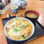 柳屋食堂 - 料理写真:カツ丼 680円
