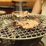 焼肉 金山商店 - タン塩