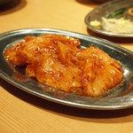 焼肉 金山商店 - ミノ