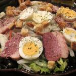 八幸 - 合鴨サラダ