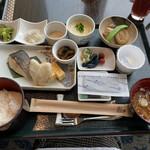 ウェスティンホテル仙台 - 朝食 和食