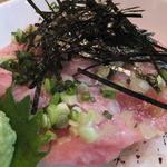 鳥獣菜魚 あい川 - ネギトロCloseUp