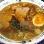 正太郎 - 濃厚魚出汁中華そば(600円)