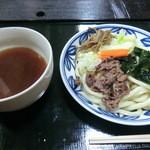 吉祥 - つけうどん(450円)_2012-09-09