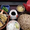 くりばやし - 料理写真:そば天丼