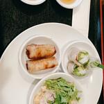 フォー ベト レストラン - 鳥肉サラダ