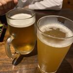 147755752 - 主人がノンアル 私はトロピカルビール