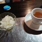 147756822 - ピクルスとスープ