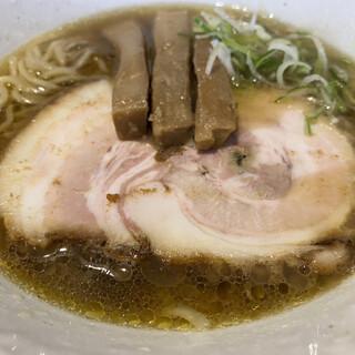 拉麺太极 - 料理写真:鷄ごほう(具あり)