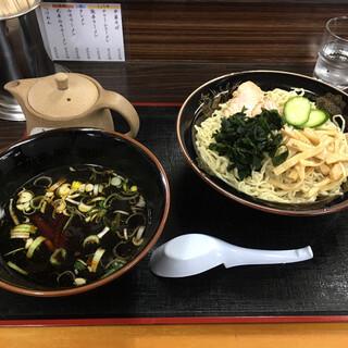 そばの店 ひらま - 料理写真:つけ麺