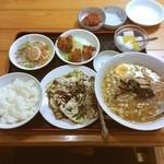 食味閣 - 回鍋肉定食