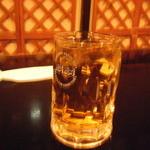 銀座 IN 沖縄 いいあんべぇ - 麦茶でした