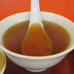 梅華楼 - スープ