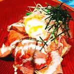 KEYUCA Deli - 【weeklylunch】アンガス牛ローストビーフ丼