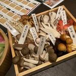 個室 鍋・しゃぶしゃぶ Mr.Mushroom -