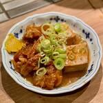 広島ホルモン・冷麺・元祖たれ焼肉 肉匣 - 肉豆腐