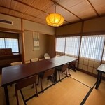 鉢の木 - 鉢の木北鎌倉店 個室