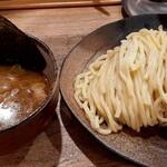 つけ麺屋 やすべえ - 21年3月つけ麺大盛り820円
