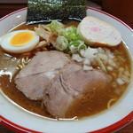 国民食堂 - 魚介パンチAKR 700円