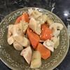 中華料理 末広 - 料理写真:野菜炊き合せ250円