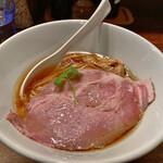 うさぎ - 醤油らぁめん(850円)