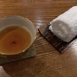 山地陽介 - お茶の湯呑み斬新。。。ザキザキの縁ꉂ (˃̶᷄‧̫ॢ ˂̶᷅๑ )