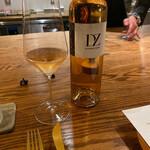 山地陽介 - ②Domaine Zuria(ドメーヌ・ズリア )フランスの南島、地中海に浮かぶ自然豊かな楽園・コルシカ島の白ワイン。スパイシーな香り。