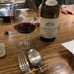 山地陽介 - ③ Dom. de Chevillard Savoie Jacquère(ドメーヌ・ド・シュヴィヤール サヴォワ ジャケール)サヴォワではあまり見られない凝縮感のあるまろやかなワインでした☆彡