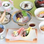 日本料理あじさい - 春の旬彩会席