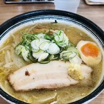 らーめん木蓮 - 料理写真:みそラーメン 810円