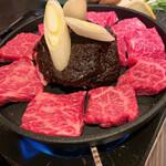 個室 肉寿司と飛騨牛もつ鍋 くずし割烹たてがみ -