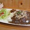 Cafe Palmyra - 料理写真:パルメイラカレー