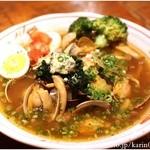 吉柳 - スープカレーのあさり