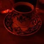 アラシアートサロン - トルココーヒー。