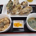 焼がきハウス - 料理写真:五大堂Aセット!