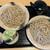 そば処 春馬 - 料理写真:朝蕎麦(650円)+おかわり(350円)=1000円