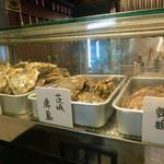 麦酒庵 - 牡蠣がありますね。  (2012/09)