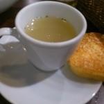 Kicchinandochikimpepuchido - 食前のコラーゲンスープ