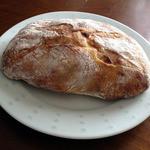 パン工房 のら - 甘夏ピールとクリームチーズ380円