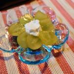 三丁CAFE - 令和2年11月 ランチタイム(11:30~15:30) お昼のランチのデザート
