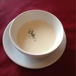 14783290 - スープ ヴィシソワーズ